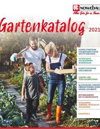 Gartenkatalog 2021